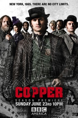 Stróż prawa - sezon 2 / Copper - season 2