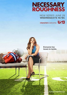 Necessary Roughness - sezon 3 / Necessary Roughness - season 3