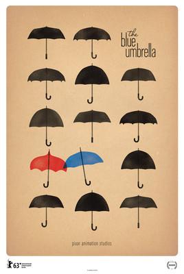 Niebieski parasol / The Blue Umbrella