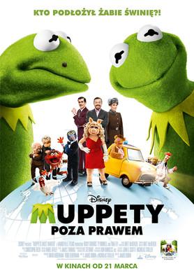 Muppety: Poza prawem / Muppets Most Wanted