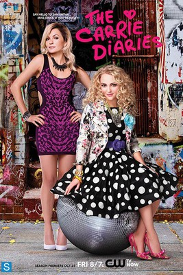 The Carrie Diaries - sezon 2 / The Carrie Diaries - season 2