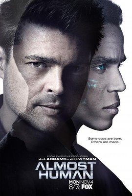 Almost Human - sezon 1 / Almost Human - season 1