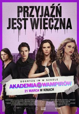 Akademia wampirów / Vampire Academy