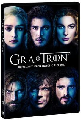 Gra o tron - sezon 3 / Game of Thrones - season 3