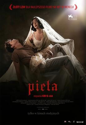 Pieta / Pi-e-ta