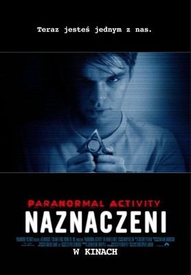Paranormal Activity: Naznaczeni / Paranormal Activity: The Marked Ones