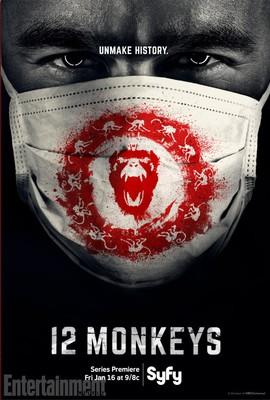 12 małp - sezon 1 / 12 Monkeys - season 1