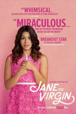 Jane The Virgin - sezon 1 / Jane The Virgin - season 1