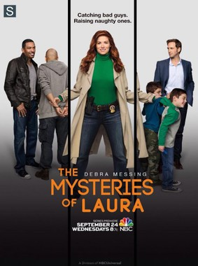 Tajemnice Laury - sezon 1 / The Mysteries Of Laura - season 1
