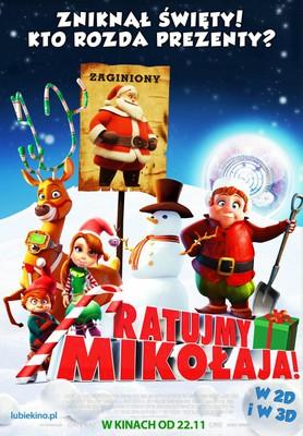 Ratujmy Mikołaja / Saving Santa