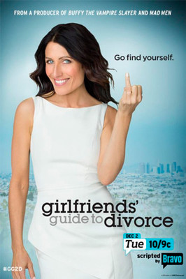 Girlfriends' Guide To Divorce - sezon 1 / Girlfriends' Guide To Divorce - season 1