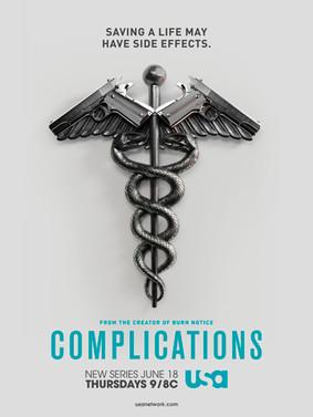 Uwikłany - sezon 1 / Complications - season 1