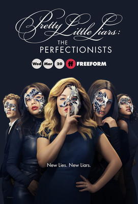 Słodkie kłamstewka: Perfekcjonistki - sezon 1 / Pretty Little Liars: The Perfectionists - season 1