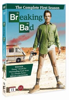 Breaking Bad - sezon 1 / Breaking Bad - season 1