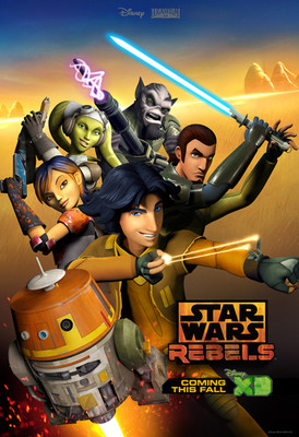 Star Wars Rebelianci - sezon 1 / Star Wars Rebels - season 1
