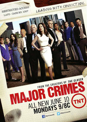 Mroczne zagadki Los Angeles - sezon 3 / Major Crimes - season 3