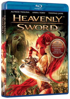 Heavenly Sword. Niebiański Miecz / Heavenly Sword