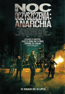 Noc Oczyszczenia: Anarchia / The Purge: Anarchy