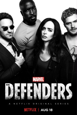 Marvel: The Defenders - miniserial / Marvel: The Defenders - mini-series