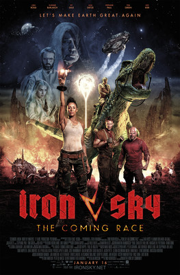 Iron Sky. Inwazja / Iron Sky: The Coming Race
