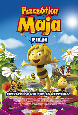 Pszczółka Maja / Maya the Bee Movie