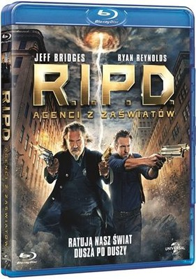 R.I.P.D. Agenci z zaswiatów / R.I.P.D.