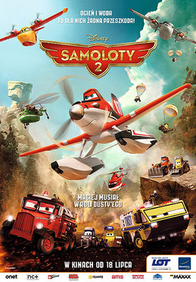 Samoloty 2 / Planes: Fire & Rescue