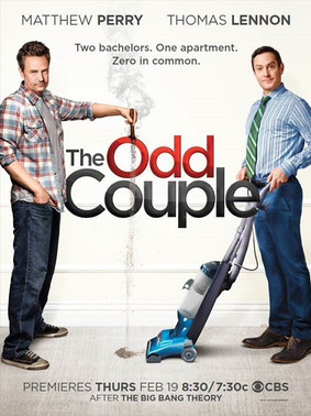 Dziwna para - sezon 1 / The Odd Couple - season 1