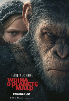 Wojna o planetę małp / War for the Planet of the Apes