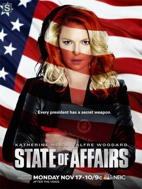 State of Affairs - sezon 1 / State of Affairs - season 1