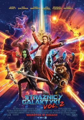 Strażnicy Galaktyki Vol. 2 / Guardians of the Galaxy Vol. 2