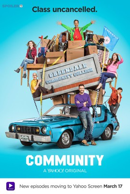 Community - sezon 6 / Community - season 6