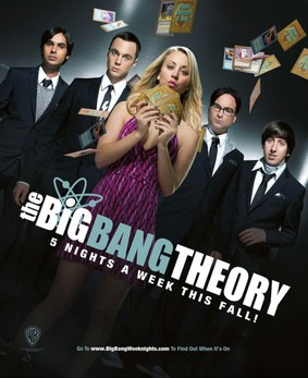 Teoria wielkiego podrywu - sezon 8 / The Big Bang Theory - season 8
