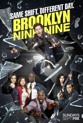 Brooklyn 9-9 - sezon 2 / Brooklyn Nine-Nine - season 2