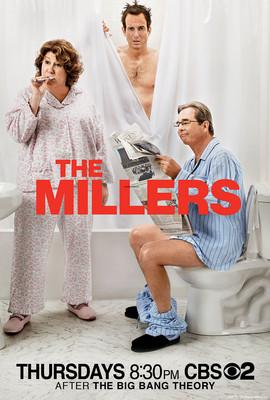 Millerowie - sezon 2 / The Millers - season 2