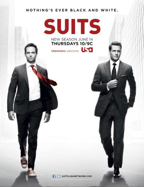W garniturach - sezon 4 / Suits - season 4