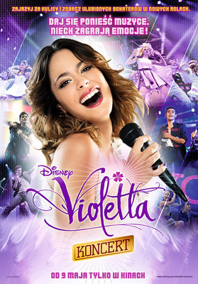 Violetta: Koncert / Violetta: Event