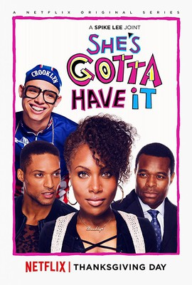 She's Gotta Have It - sezon 1 / She's Gotta Have It - season 1