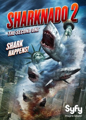 Rekinado 2: Drugie ugryzienie / Sharknado 2: The Second One