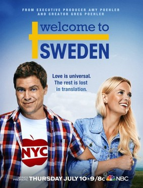 Welcome to Sweden - sezon 1 / Welcome to Sweden - season 1
