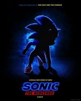 Jeż Sonic / Sonic The Hedgehog