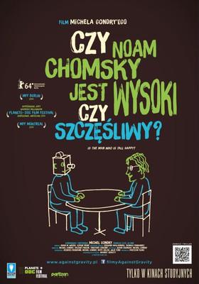 Czy Noam Chomsky jest wysoki czy szczęśliwy? / Is the Man Who Is Tall Happy?: An Animated Conversation with Noam Chomsky