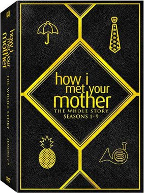Jak poznałem waszą matkę - kompletny serial / How I Met Your Mother - The Whole Story