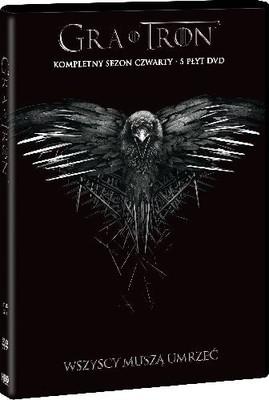 Gra o tron - sezon 4 / Game of Thrones - season 4