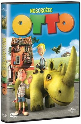 Nosorożec Otto / Otto The Rhino