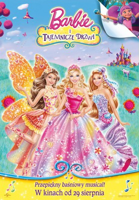 Barbie i tajemnicze drzwi / Barbie and The Secret Door
