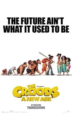 Krudowie 2: Nowa era / The Croods: A New Age