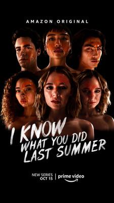 Koszmar minionego lata - sezon 1 / I Know What You Did Last Summer - season 1
