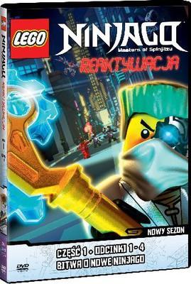 Lego Ninjago. Reaktywacja, Część 1