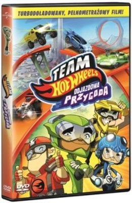 Team Hot Wheels: Odjazdowa przygoda / Team Hot Wheels: The Origin of Awesome!